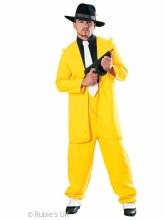 Zoot Suit Yellow XL
