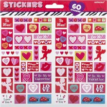 Stickers Sheets Valentines