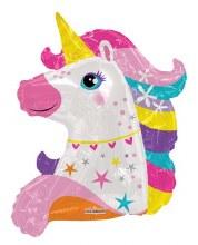 """Jumbo Unicorn w/ Twinkle ~ 36"""""""