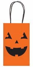 Gift Bag Jack-O-Lantern