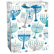 Gift Bag Hanukkah Small