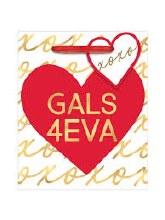 Mini Gift Bag Gals 4eva