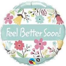 """MYLR FeelBetterSoon Floral 18"""""""