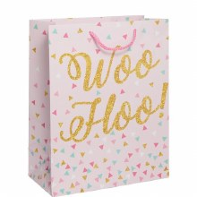 Gift Bag Woo Hoo Large