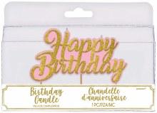 Confetti Fun HB Candle