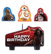 Star Wars Awakens Candles