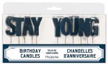 Birthday Man Candles