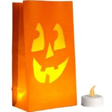 Halloween LED Luminaries