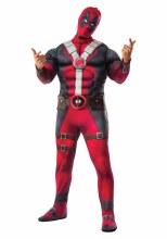 Deadpool Adult Plus Size