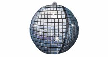 Disco Ball ~ 15in