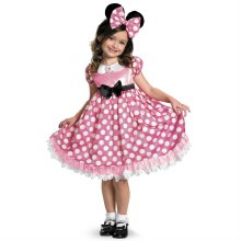 Minnie Mouse Pink 3T/4T