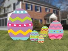 Easter Egg Signs