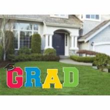 Grad Yard Stakes MultiColor