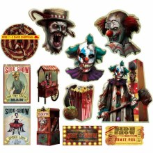 Side Show Cutouts 12pk