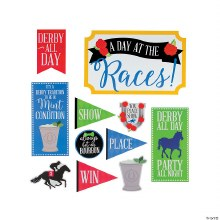 Derby Day Cutout Value Pack