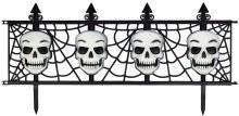 Skull Fence