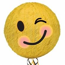Wink Emoji Pinata