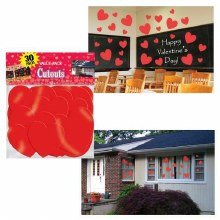 Cutout Hearts Value Pack 30ct