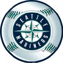 Seattle Mariners Cutouts 6pc