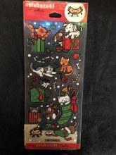 Stickers Present Puppies/Kittens