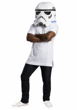 Stormtrooper Mascot Head