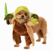 Yoda Pet Costume Large