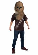 Chewbacca Mascot Head