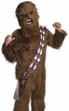 Mask Chewbacca Moveable Jaw