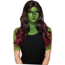 Gamora Adult Wig
