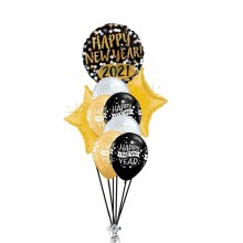 Balloon Bouquet ~ 2021 New Year