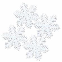 Snowflakes Sparkle 6in