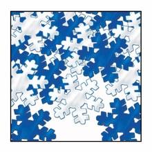 Snowflake Fanci-Fetti