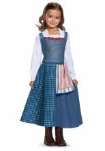 Belle Village Dress Child Med