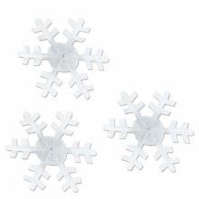 Snowflakes Fabric