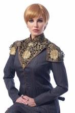 Wig Medieval Queen