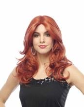 Wig Ginger Diva