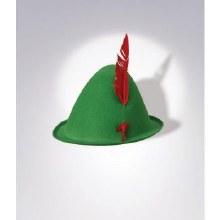 Hat Alpine w/ Feather