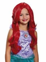 Wig Ariel Deluxe Child