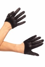 Gloves Mini Cropped Blk