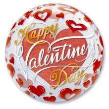 "Happy Valentines Day Bubble ~ 22"""