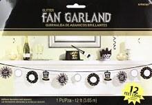 Banner Garland HNY Fan
