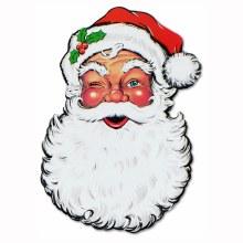 """Large Santa Cutout ~ 26"""" x 17"""""""