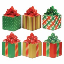 Favor Boxes Christmas