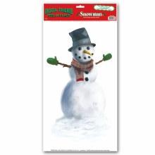 Peel 'N Place Snowman