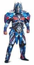 Optimus Prime Muscle Adult XL