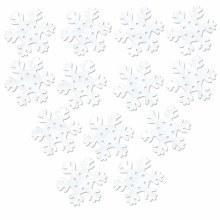 Snowflakes Tissue