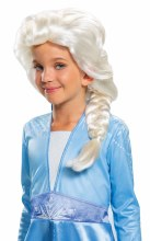 Wig Elsa Child