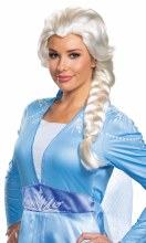 Wig Elsa Adult