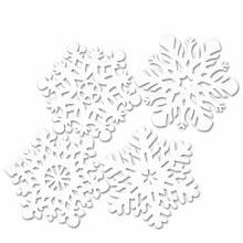 Snowflakes Die-Cut 15in