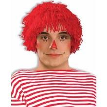 Wig Rag Doll Boy